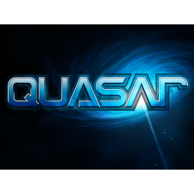 Quasar – Multiplayer Top-Down Space-Shooting Madness.