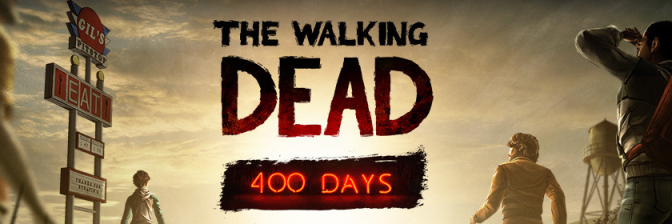 Review: The Walking Dead: 400 Days DLC