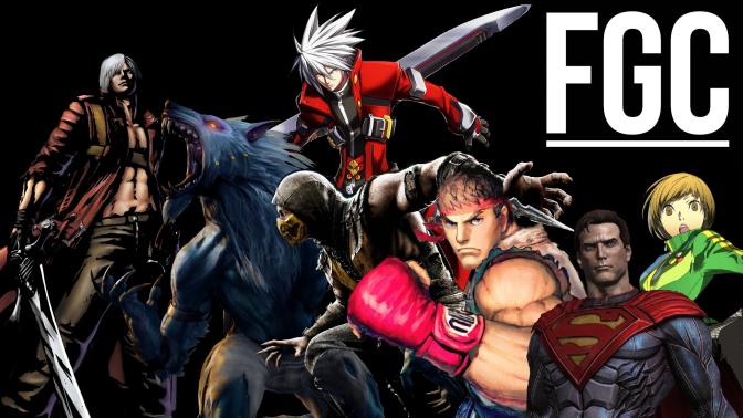 An Ode to the Fighting Game Genre