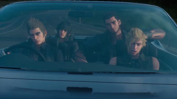 'Final Fantasy XV' Trailer Surfaces at TGS