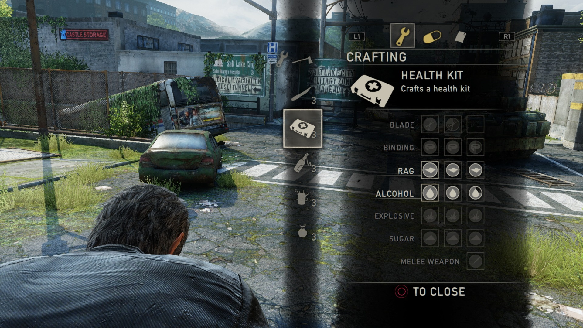 The Last Of Us Gaming Grad - The last of us remastered maps