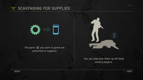 Some tips for the 'Factions' multiplayer.
